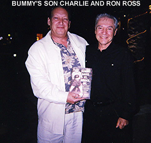 Charlie (Davis) Carus and Ron Ross