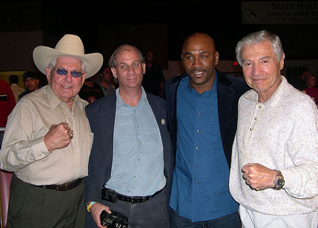 Cohen, Bill (photographer), Joel Casamayor, and Ron Ross