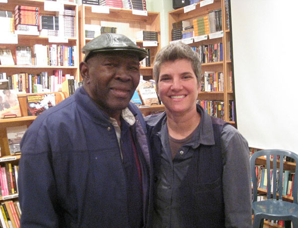 Ron's Daughter, Lisa Ross, with Emile Griffith