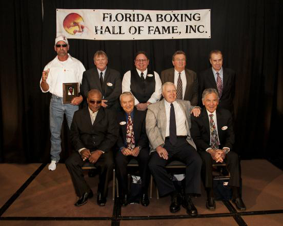 Florida Boxing Hall of Fame, 2012