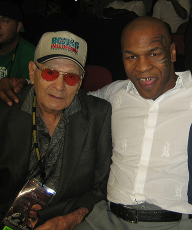 Hank Kaplan and Mike Tyson