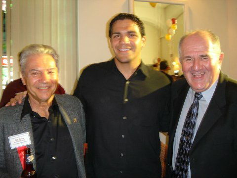 Ron Ross, Joe Mesi, and Harold Lederman