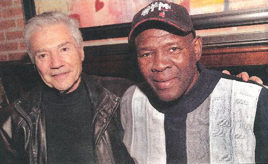 Ron and Emile Griffith